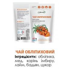 Чай облепиховый 50г (жидкий концентрат из натуральных ингредиентов)