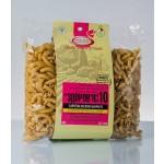 Макароны «ЗДОРОВЬЕ» №10 с семенами амаранта из твердых сортов (0,4 кг)