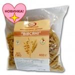 """Макароны """"Здоровье"""" Овсяные с мукой из твердых сортов пшеницы(0,4 кг)"""