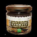 Паста из семян кунжута с медом и керобом 200г