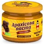 Арахисовая паста с шоколадом (ст/б) / 200 г