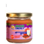 Арахисовая паста с черным шоколадом и мятой ТМ «Good Energy» (250 г)