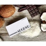 """Шоколад на основе кэроба """"AUGUST"""" с кокосом и ванилью"""